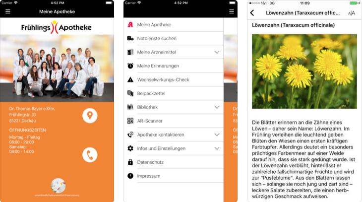 iOS Screenshots